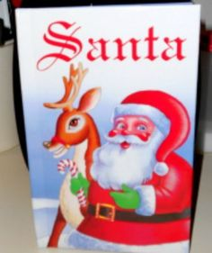 Personalized Christmas Story Books for Kids from Belle's Books #Sponsored Review