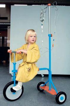 Tecnologia da Informação e a Medicina: Design em instrumentos médico-hospitalares para crianças
