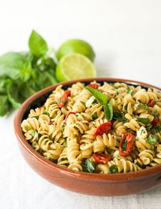 I have never been a huge fan of pasta salads. I tend to find them a little bland. So when my neighbor, Paula, told me about her oven driedtomato whole wheat pasta salad recipe, I was a little dubious (sorry Paula). But because sheis an amazing cook, I decided to be open-minded and give it...Read More »
