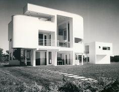 Saltzman House, Richard Meier