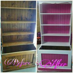 Bookshelf Toybox Diy