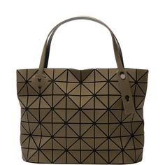 ecd53299bd BAO BAO ISSEY MIYAKE ROCK-2 TOTE AW15 bag Large Shoulder Bags