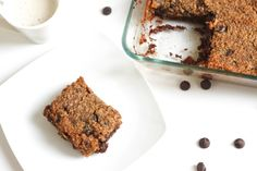 Double Chocolate Paleo Gooey Cake | POPSUGAR Fitness