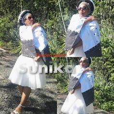 We have the latest modern Xhosa dresses online on Sunika. Discover Top Xhosa dresses designers in South Africa for your next outstanding Xhosa Wedding dress. African Bridesmaid Dresses, Long African Dresses, Latest African Fashion Dresses, African Print Fashion, Africa Fashion, Tsonga Traditional Dresses, Traditional Wedding Dresses, Doek Styles, Xhosa Attire