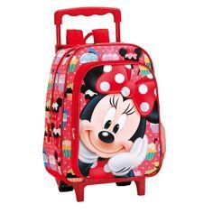 Mochila carro minnie mouse  Este articulo lo encontrará en nuestra tienda on line  www.worldmagic.es  info@worldmagic.es 951381126