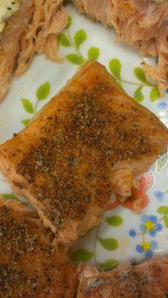 Cooking Traditionally : Salmon Dry Rub Recipe