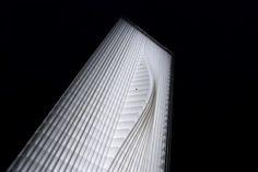 BIG Architects Unfold Origami-Skyscraper in Shenzhen China | Inhabitat - Green Design, Innovation, Architecture, Green Building