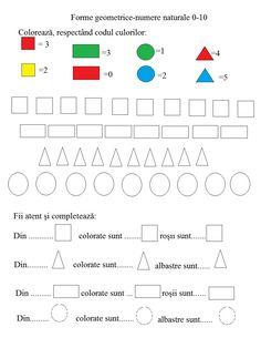 Fișa conține figuri geometrice plane și poate fi utilizată cu succes chiar și în perioada testării inițiale a cunoștințelor elevilor. Ei vor... Math Activities, Logo, School, Geometry, Logos, Environmental Print