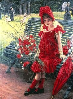 James Jacques Joseph Tissot - special outing