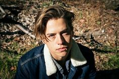 Immagine di model, cole sprouse, and aesthetic