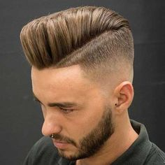 56 cool disconnected undercut hairstyles for men Popular Mens Hairstyles, Cool Hairstyles For Men, Popular Hairstyles, Haircuts For Men, Pixie Haircuts, Undercut Men, Undercut Pompadour, Undercut Hairstyles, Down Hairstyles