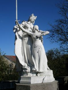 """Like"" St Joan and St Thérèse at:  https://www.facebook.com/doveandrose"