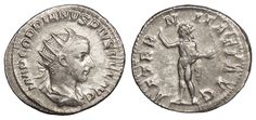 ROMAN IMPERIAL Gordian III AR Antoninianus 238-244 A.D. Near EF AETERNITATI AVG  Price : $55.00  Ends on : 3 weeks Order Now