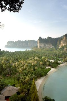 Rayavadee is a 26-acre property in Krabi, one of Thailand's lesser-known provinces. #Jetsetter