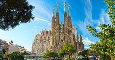 Ce à quoi ressemblera la Sagrada Familia...- MétéoCity