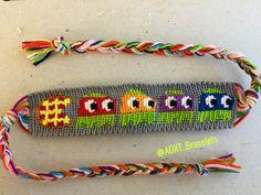 Alpha Friendship Bracelet Pattern #21149 - BraceletBook.com
