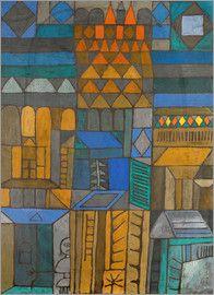 Paul Klee - Beginnende Kühle