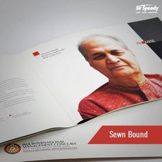 Types of Book Binding-Sewn Bound Types Of Books, Sign Printing, Book Binding, Knowledge, How To Get, Album, Movie Posters, Film Poster, Popcorn Posters