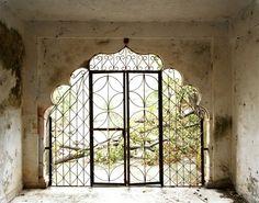 Beautiful garden gate!