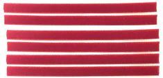 (6) Luxury Red VPI Replacement Strips Velvet / 3M LP Vinyl Record Album Strip #VPI3M stores.ebay.com/capcollectibles