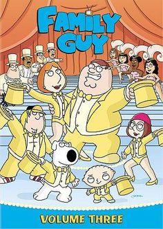 Family Guy Vol. 3