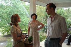 Pin for Later: 20 Pictures of Tom Hiddleston Being a Straight-Up Heartthrob in I Saw the Light Trouble in paradise?