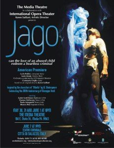 JAGO will be at Media Theatre in Media PA