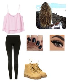 """""""Untitled #23"""" by alyssahislope22 ❤ liked on Polyvore featuring MANGO, Topshop and Atticus"""