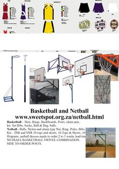 Sweetspot is a sports equipment supplier that supplies a large range of sports. Basketball Nets, Netball, Lead Time, Sports Equipment, Bibs, 3 Weeks, Socks, Type, Chain