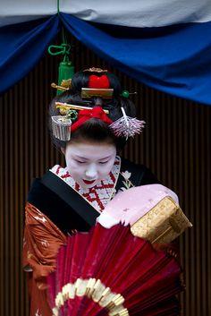 Hassaku in Gion Kobu