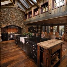 I feel like I could literally walk in here and start cooking!