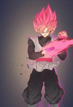Super Saiyan Rosè Goku Black