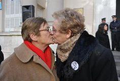 Italia. El 55% de las personas LGTB italianas tiene miedo a envejecer, el 38% piensa que en su vejez vivirá peor y el 23% no sabe que pasará con él/ella cuando sea mayor. http://blog.friendlymap.com.uy/?p=5508