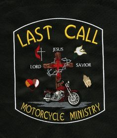 Last Call Motorcycle Ministry with Pastor Jerry Howard, November 10th, 2013