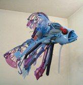 Sayaka Kajita Ganz - Japanese artist Sayaka Kajita Ganz is the queen of found-object animal art. Her upcycled art creations are beyond epic. 3d Art Projects, Scratch Art, Model Gallery, Japanese Artists, Recycled Art, Creative Inspiration, Art Lessons, Recycling, Sculptures