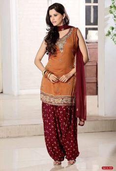 Patiala Salwar   Patiala Trouser   Patiala Salwar Kameez   New Patiala Fashion 2012