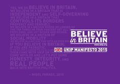 ISSUU - The UKIP Manifesto 2015 by UKIP