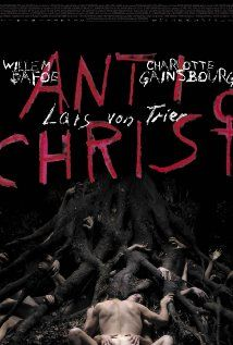 Antichrist by Lars von Trier.  Totally fucked up and tense story of a couple who travels to a cabin in the woods to grieve the death of their child.  You want to look away... but you can't look away.