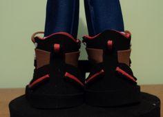 Zapatos de montaña...