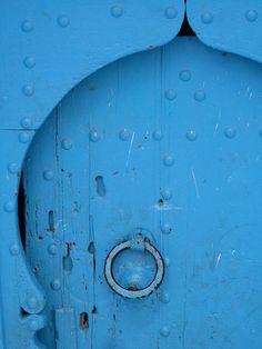 moroccan blue..