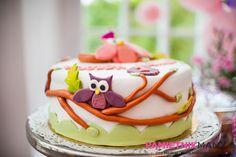 Tort urodzinowy Natalii – Mam już roczek!
