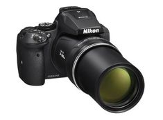 Mondfotos mit 2000 Millimetern: Bridge-Kamera Nikon Coolpix P900 mit 83-fachem Zoom | c't Fotografie