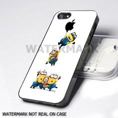 Despicable Minions With Apple iphone 5 case
