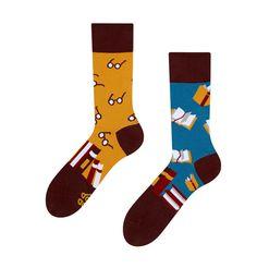 wholesale dealer 16fff 1b5ad Veselé ponožky Knihy