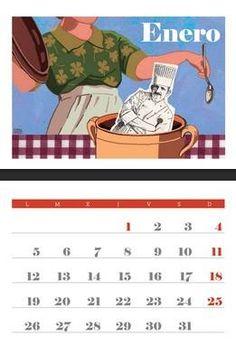 Ya salió el nuevo calendario ilustradísimo de Pikara Magazine para el 2015. ¡Y yo soy el mes de octubre!  Comprad y regalad el calendario pikaro estas ñavidades y, si nos vemos algún día, os lo dedico con un dibujito :)  http://www.pikaramagazine.com/tienda-online/