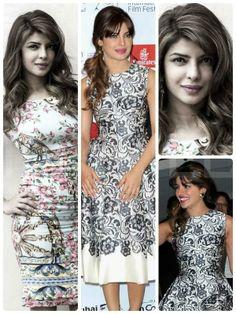 Priyanka Chopra in Dolce & Gabbana: YaY or NaY? | PINKVILLA