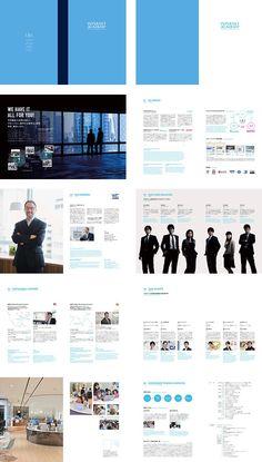 イメージ Pamphlet Design, Leaflet Design, Booklet Design, Brochure Layout, Brochure Design, Editorial Layout, Editorial Design, Company Profile Design, Catalogue Layout