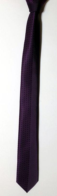 Necktie Purple Men's Tie Purple Cravat PS144052 by PeraTime #handmadeatamazon #nazodesign