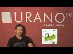 Entrevista a Stéphane Poussardin, autor de 'Molecul'Art' (Urano) - YouTube Youtube, Art, Interview, Authors, Art Background, Kunst, Performing Arts, Youtubers, Youtube Movies