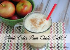My Apple Cider Rum C